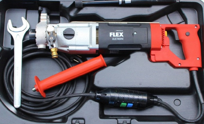 FLEX BHW 812 VV Wet Core Drill