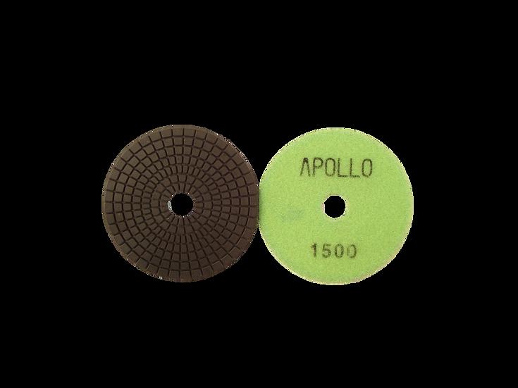 Apollo Premium Resin Wet Polishing Pad