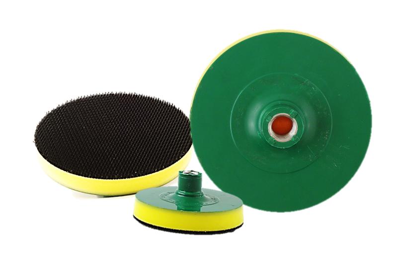 Green Backing Adaptor with Yellow Foam