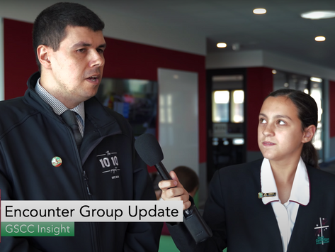 GSCC Insight Episode 2 showcases the latest happenings around the College