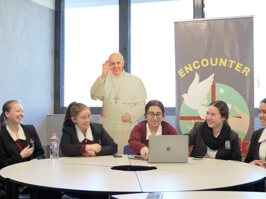 From the Religious Education Coordinator - Encountering Mary