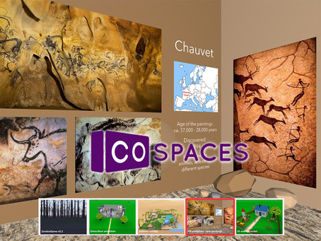 Develop your own virtual reality with CoSpaces