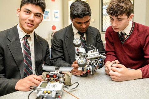 Innovative Learning with Robotics Technology