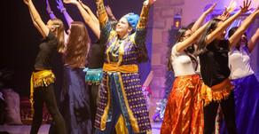 A Magical Performance at GSCC's Aladdin Pantomime