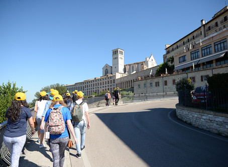 The Great City of Assisi...