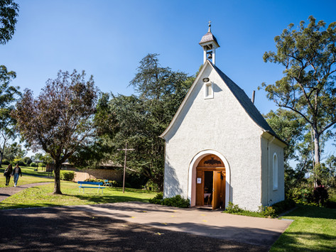 For Justice and For Faith… Year 12 Reflection Day at Mt Schoenstatt