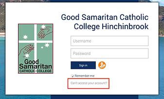 home screen - forgotten password.png