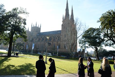 WYD Commissioning Mass