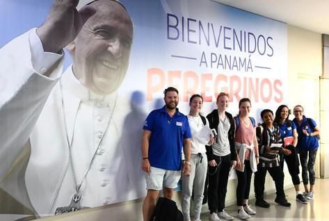 The Journey to Panama