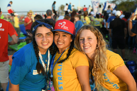 A Faith-Forming Journey to the WYD Closing Mass