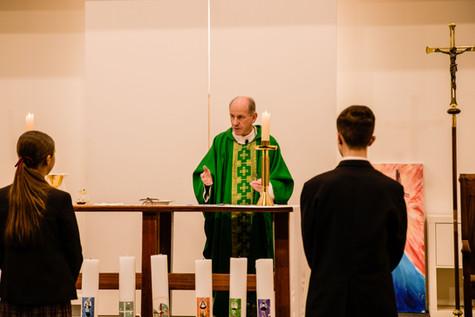 Fathers Day Mass Celebration