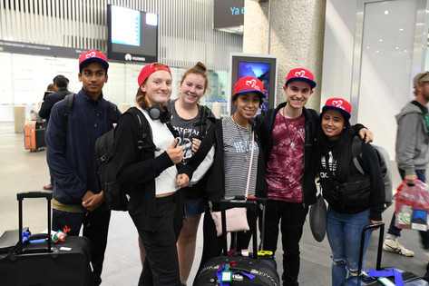 The WYD 2019 Journey Commences!