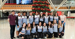 All set for the journey to ACYF in Perth!
