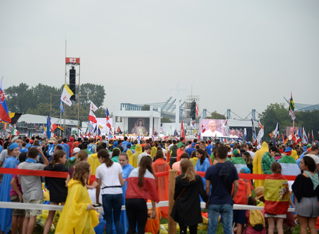 Pope Francis Welcomes the World to WYD16