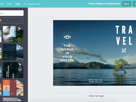 Inspire creativity through intuitive design with Canva