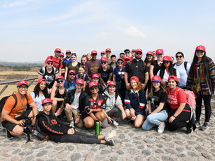 WYD 2019: Exploring the Teotihuacán Pyramids in Mexico