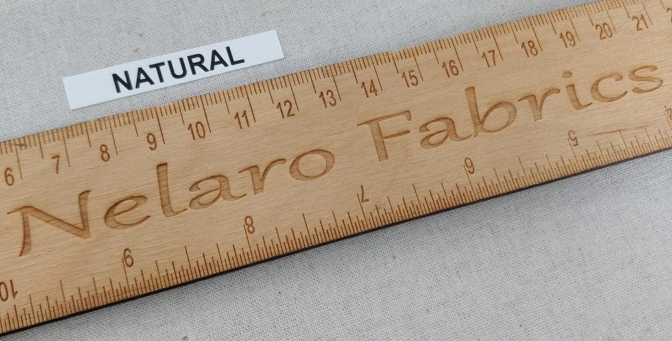 Essex Linen Blend Natural fabric by Robert Kaufman