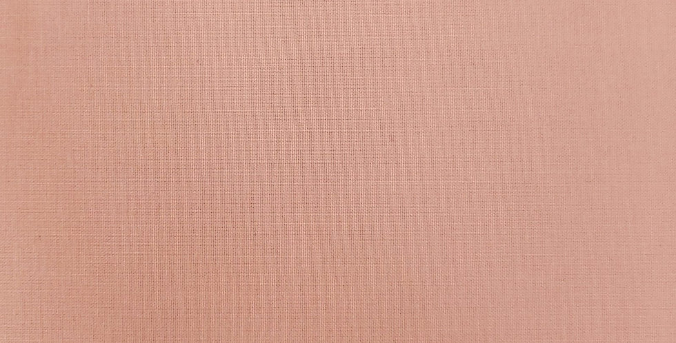 Spectrum Pastel Pink Solid fabric by Makower