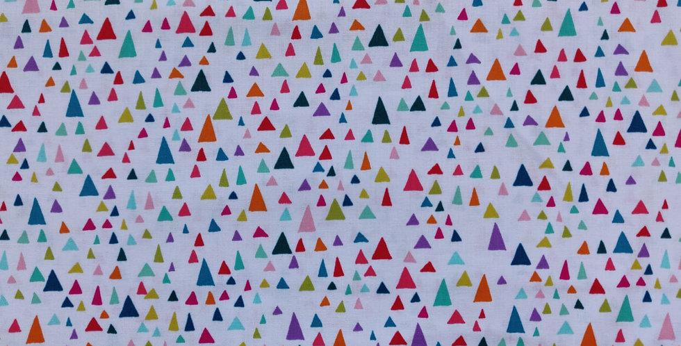 In The Bloom Trees Garden fabric by Robert Kaufman