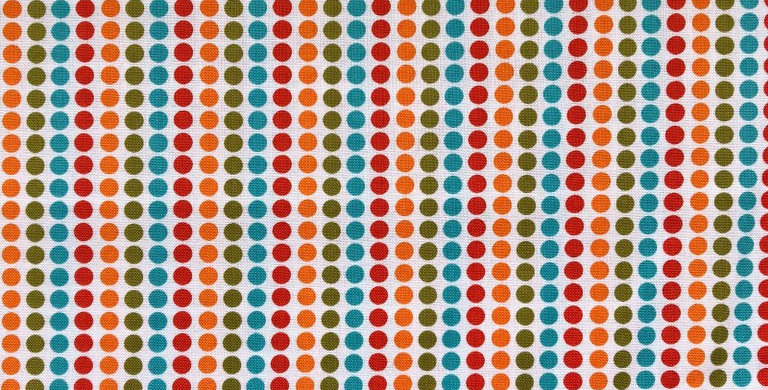 Remix Spotty bermuda fabric by Robert Kaufman