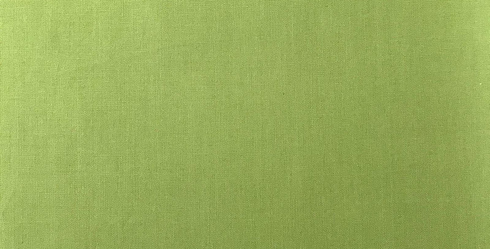 Spectrum Pistachio Green Solid fabric by Makower