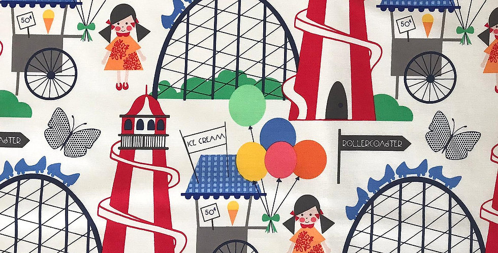 Funfair by Michael Miller fabrics