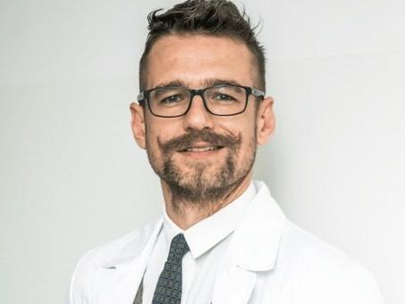 U gostima kod Namćoraste: Natko Beck, dr. med.
