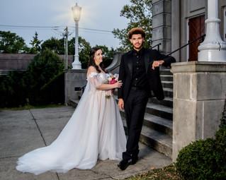 Mr & Mrs Jackson, Bridgeport CT