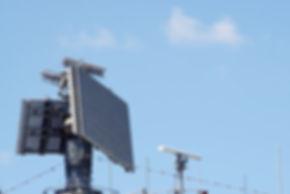 military radar air surveillance on navy