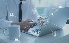 Cybersecurity business impact analysis B