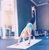 Missy stretching.JPG