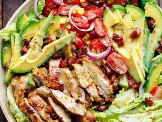 Honey Mustard Chicken Salad by Beachbody
