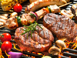 Grilling 101- Is it done yet?