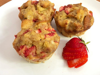 French Toast Muffins by FIXATE
