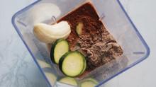 Chocolate Zucchini Bread Shakeology