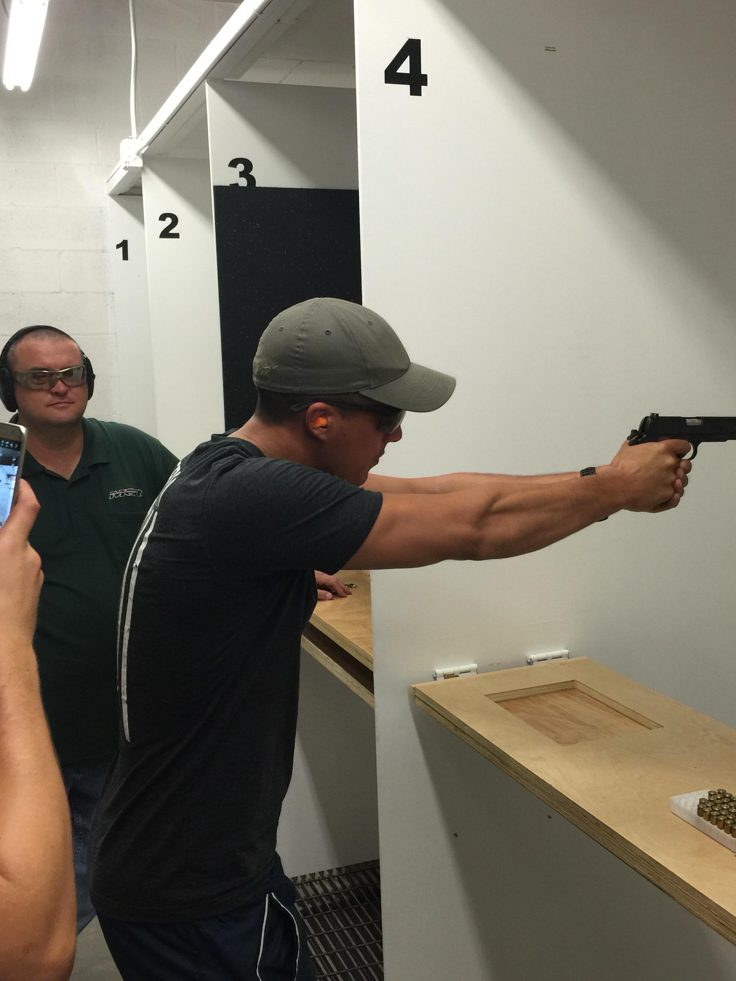 Basic Pistol (First Steps)