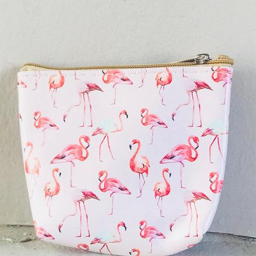 Exotic Flamingos Coin Purse