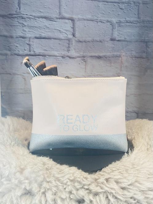 'Ready to Glow' Makeup Bag