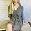 Thumbnail: Ditsy Frill Wrap Dress