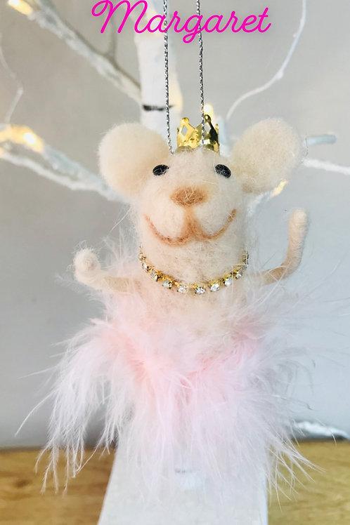 'Margaret' Ballerina Mouse