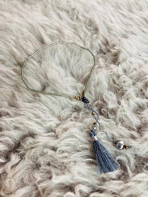 Japanese Seed Bead Bracelet