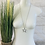 Thumbnail: Star & Pearl Pendant Necklace