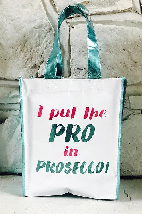 """""""Prosecco"""" - Shopper"""