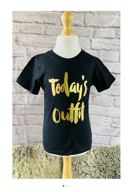 'Today's Outfit' T-Shirt