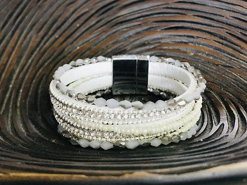 Magnetic Bead Bracelet