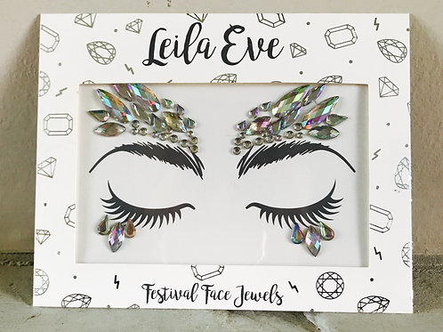 """""""Holly"""" Festival Face Jewels"""