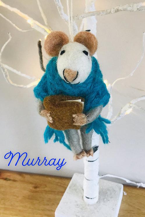 'Murray' Felt Mouse