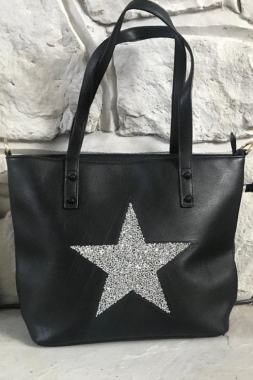 Black Star Tote