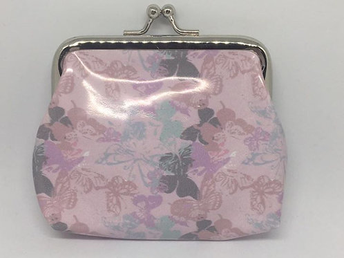 Butterfly Coin Purse -Pink