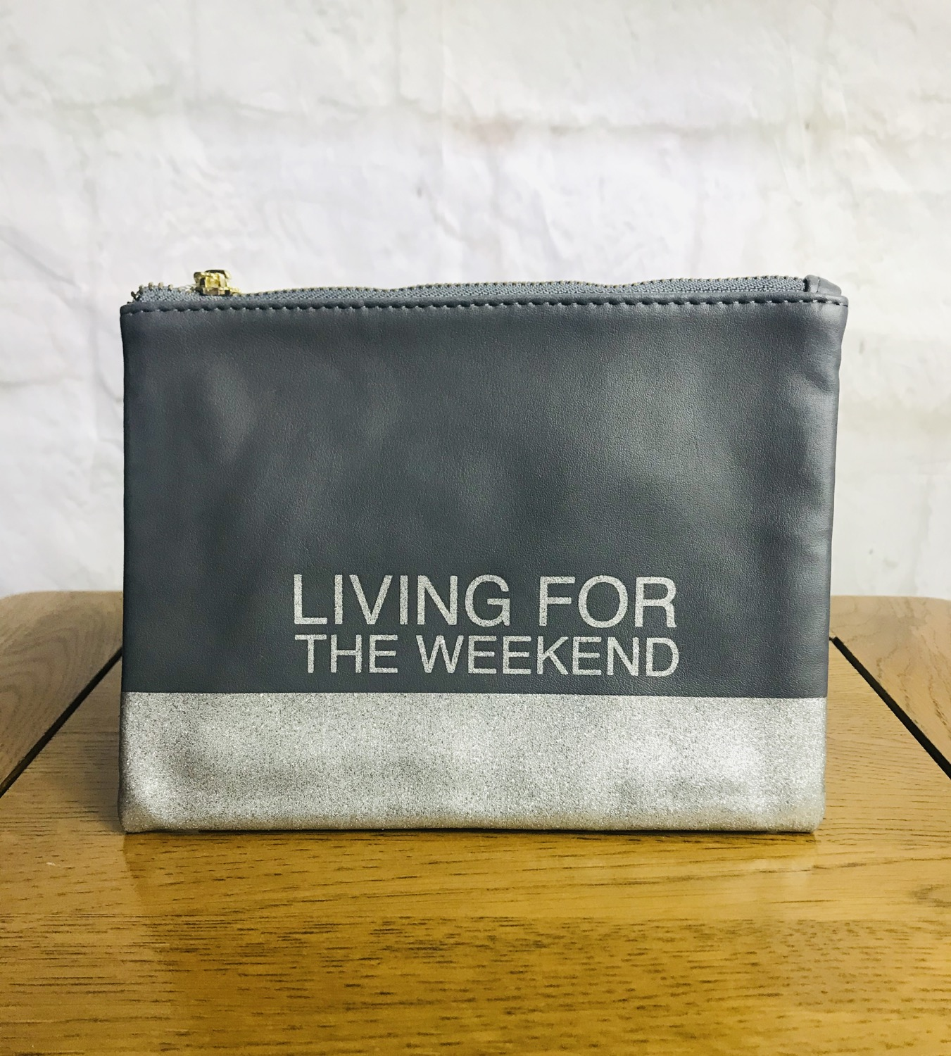 Thumbnail: 'Living for the Weekend' Makeup Bag